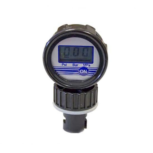 Aquaglide Digital Pressure Gauge - HR Valve - Aquaglide - Air Kayaks Direct