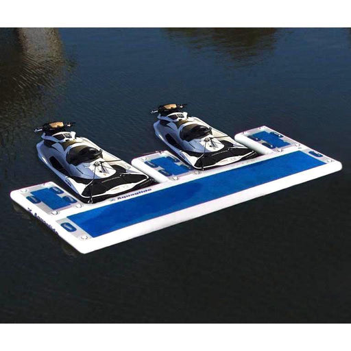 Aquaglide Wave Runner Inflatable Boat Docking Station - 2m x 4m - Aquaglide - Air Kayaks Direct