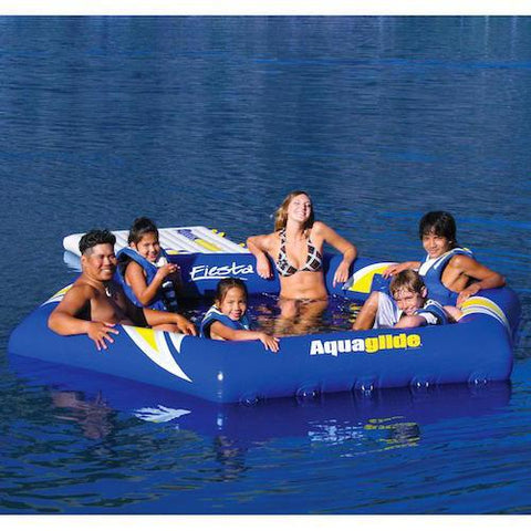 Aquaglide Fiesta™ Inflatable Water Lounge