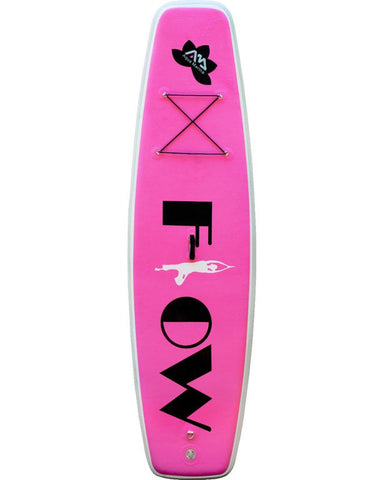 "Aqua Marina Flow 9' 9"" Inflatable Yoga SUP Paddleboard"