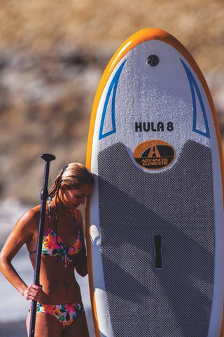 Advanced Elements Hula 8ft ISUP Inflatable SUP Paddleboard