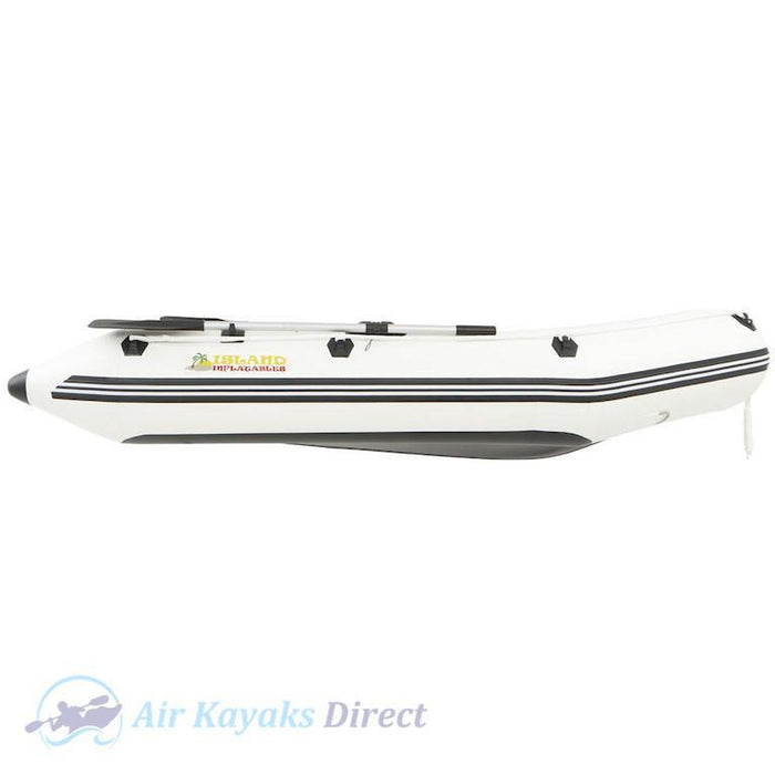 Island Inflatables Premium Inflatable Dinghy Boat - Wood Floor 2.9m - Island Inflatables - Air Kayaks Direct