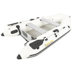 Image of Island Inflatables Premium Inflatable Dinghy Boat - Air Deck 2.9m