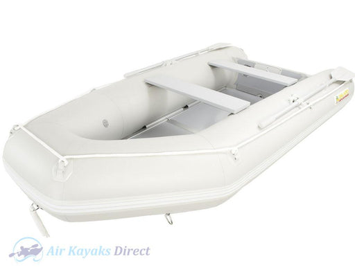 Island Inflatables Premium Inflatable Dinghy Boat - Wood Floor 3.3m - Island Inflatables - Air Kayaks Direct