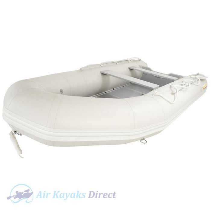 Island Inflatables Premium Inflatable Dinghy Boat - Wood Floor 3.85m - Island Inflatables - Air Kayaks Direct