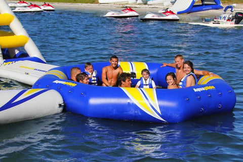 Aquaglide Inversible™ Inflatable Water Lounge