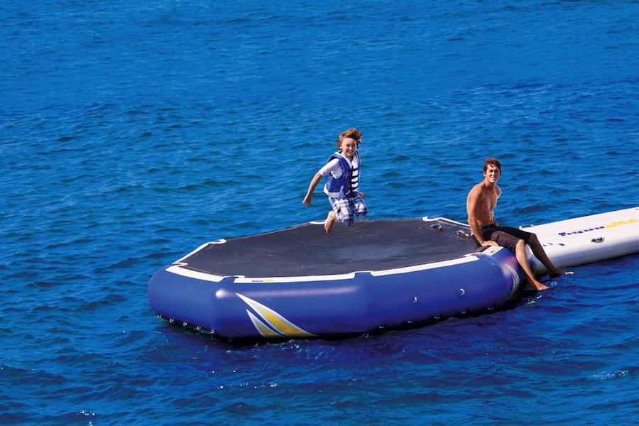 Aquaglide Inversible™ Inflatable Water Lounge - Aquaglide - Air Kayaks Direct