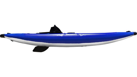Aquaglide Klickitat HB 1 - 1 Person Whitewater Inflatable Kayak