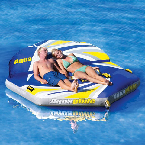 Aquaglide Lanai Combo™ Inflatable Towable Water Lounge