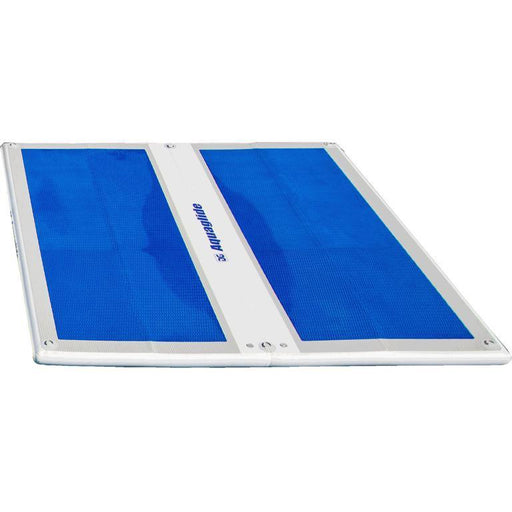 Aquaglide Inflatable Landing Pad™ Boat Dock - 4m x 4m - Air Kayaks Direct