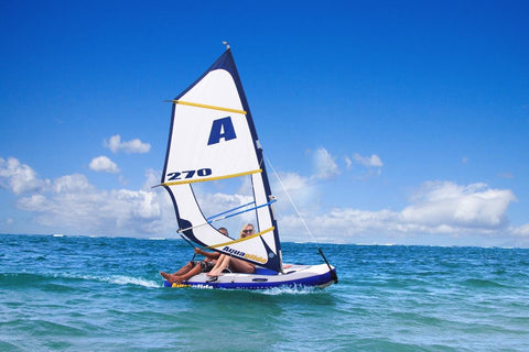 Aquaglide Multisport Sailing Rig for Windsurfing