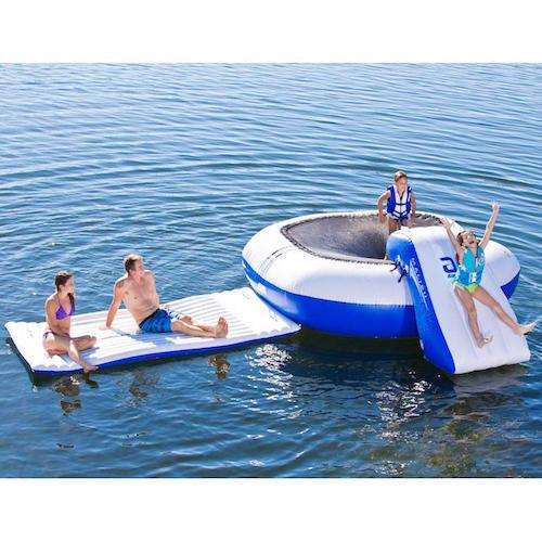 Aquaglide Malibu™ Aquapark Inflatable Water Lounge - Aquaglide - Air Kayaks Direct