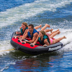 Image of Aquaglide Syncro™ 3 Person Inflatable Towable + Free Tow Rope