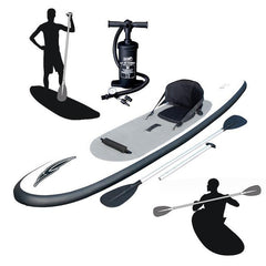 Image of Bestway Hydro-Force WaveEdge 3.1m Inflatable SUP Dual Kayak + Paddle