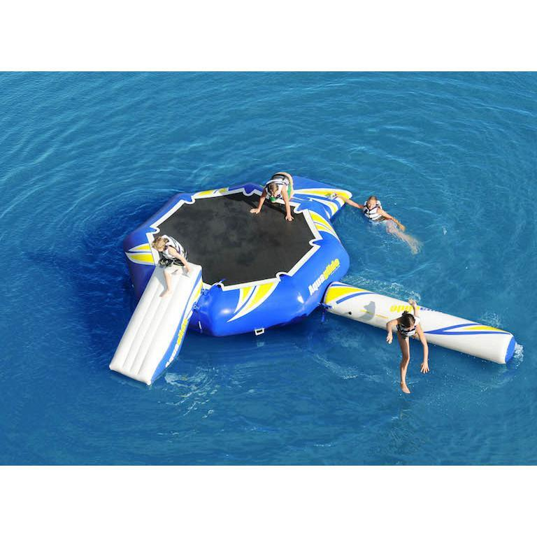 Aquaglide Rebound 12 Inflatable Bouncer Aquapark - Aquaglide - Air Kayaks Direct