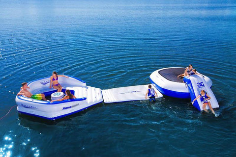 Aquaglide Malibu™ Aquapark Inflatable Water Lounge