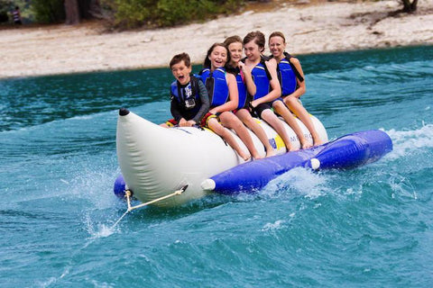 Aquaglide Metro™ 3 Person Banana Boat Inflatable Towable