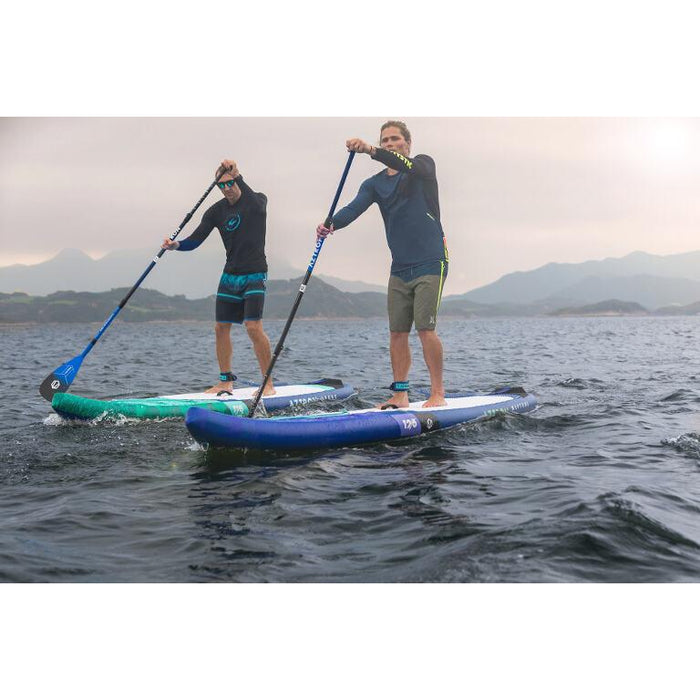 "Aztron Neptune 12'6"" Inflatable SUP Paddleboard Deluxe Bundle - Aztron - Air Kayaks Direct"
