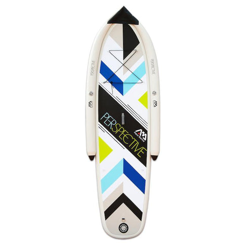 "Aqua Marina Perspective 9' 9"" Inflatable SUP Paddleboard Dual Kayak"