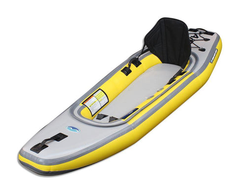 Walker Bay Airis Play High Pressure 1-Person Inflatable Kayak