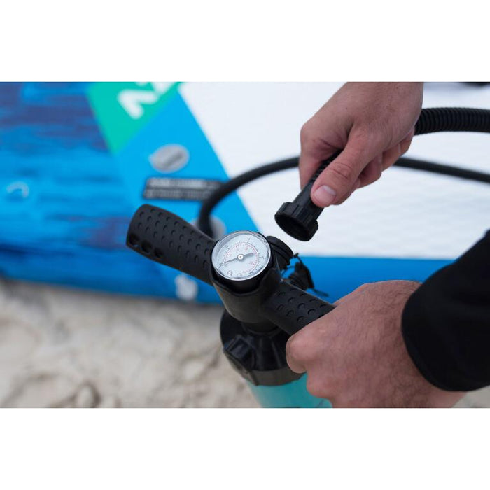 Aztron High Pressure Double Action Hand Pump - Aztron - Air Kayaks Direct