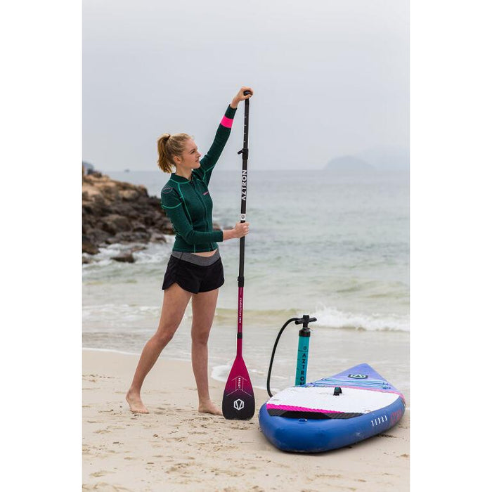 Aztron Race Carbon 100 SUP Paddle 180-220cm - Aztron - Air Kayaks Direct