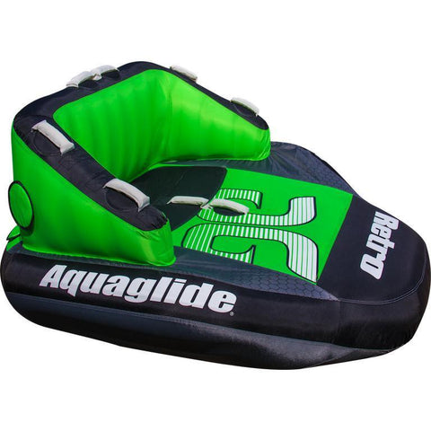 Aquaglide Retro™ 2 Person Inflatable Towable + Free Tow Rope