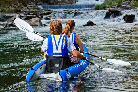 Aquaglide Rogue XP 2 - 2 Person Inflatable Kayak