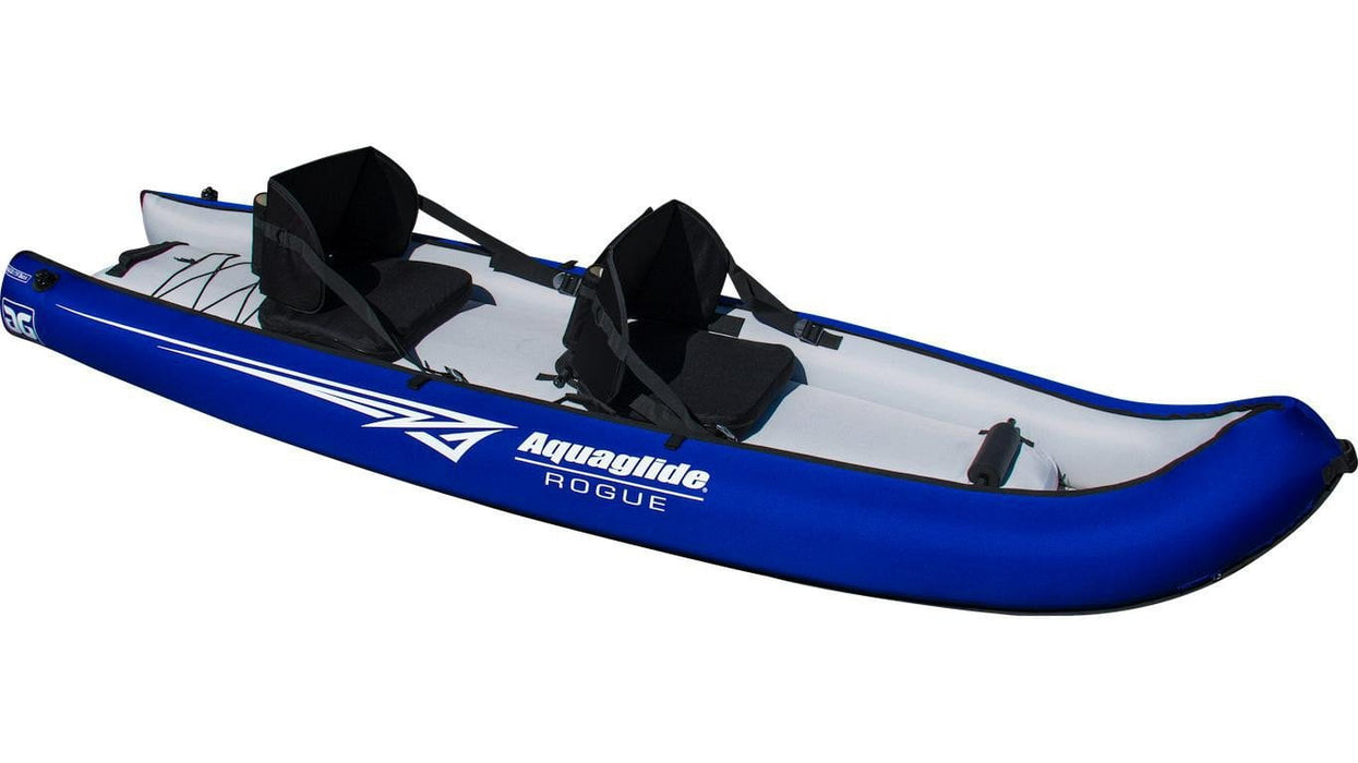 Aquaglide Rogue XP 2 - 2 Person Inflatable Kayak - Aquaglide - Air Kayaks Direct