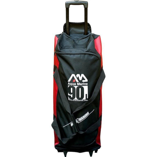 Aqua Marina 90L Luggage Style Roller Bag - Aqua Marina - Air Kayaks Direct