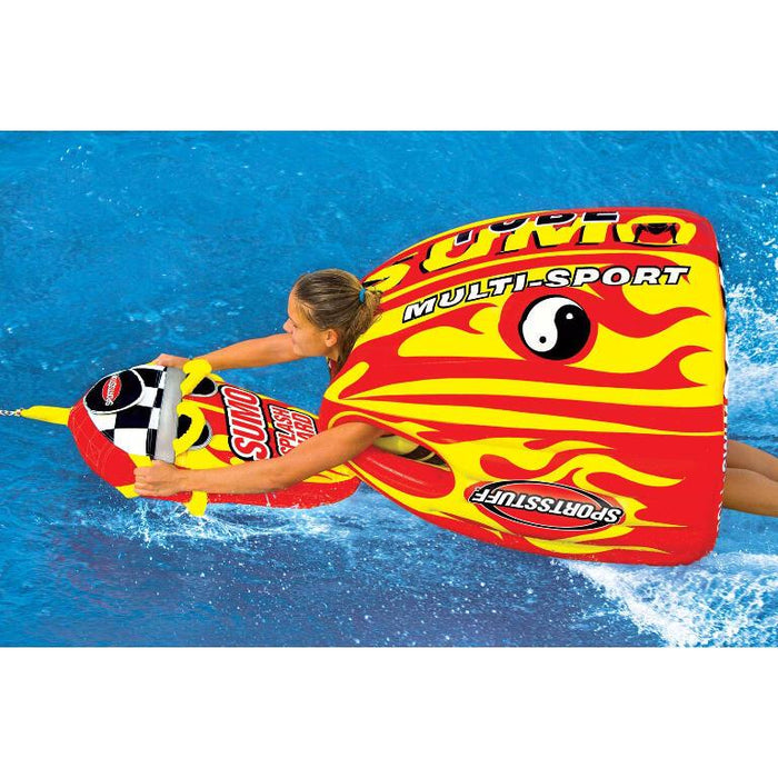 Sportsstuff Sumo & Splash Guard Combo For Inflatable Towable Tubes - Sportsstuff - Air Kayaks Direct