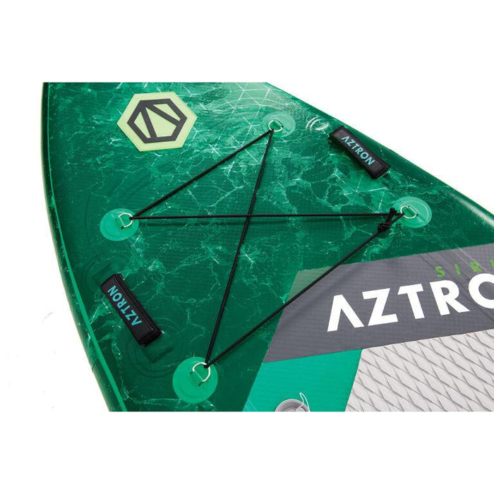 "Aztron Sirius 9'6"" Inflatable SUP Paddleboard Deluxe Bundle - Aztron - Air Kayaks Direct"