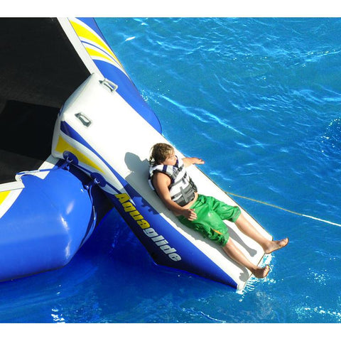 Aquaglide Inflatable Rebound Slide 12