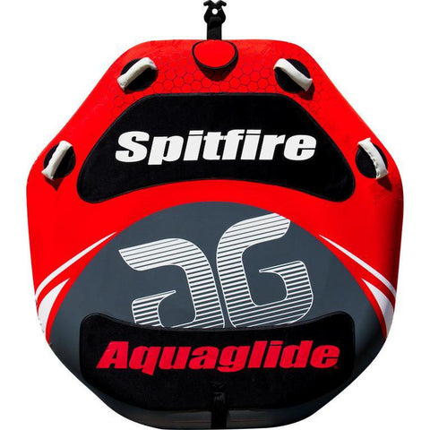 Aquaglide Spitfire™ 60 2 Person Inflatable Towable + Free Tow Rope