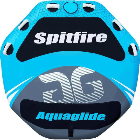 Aquaglide Spitfire™ 70 3 Person Inflatable Towable + Free Tow Rope