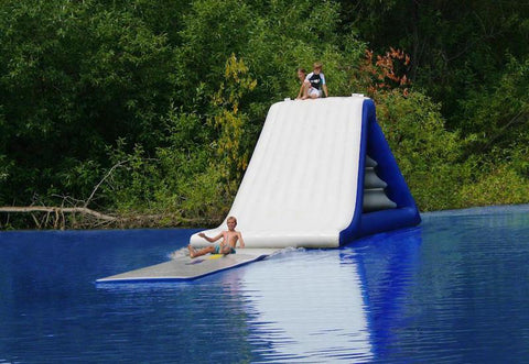 Aquaglide Splashmat™ Inflatable Swim Platform - 5.5m x 1.5m