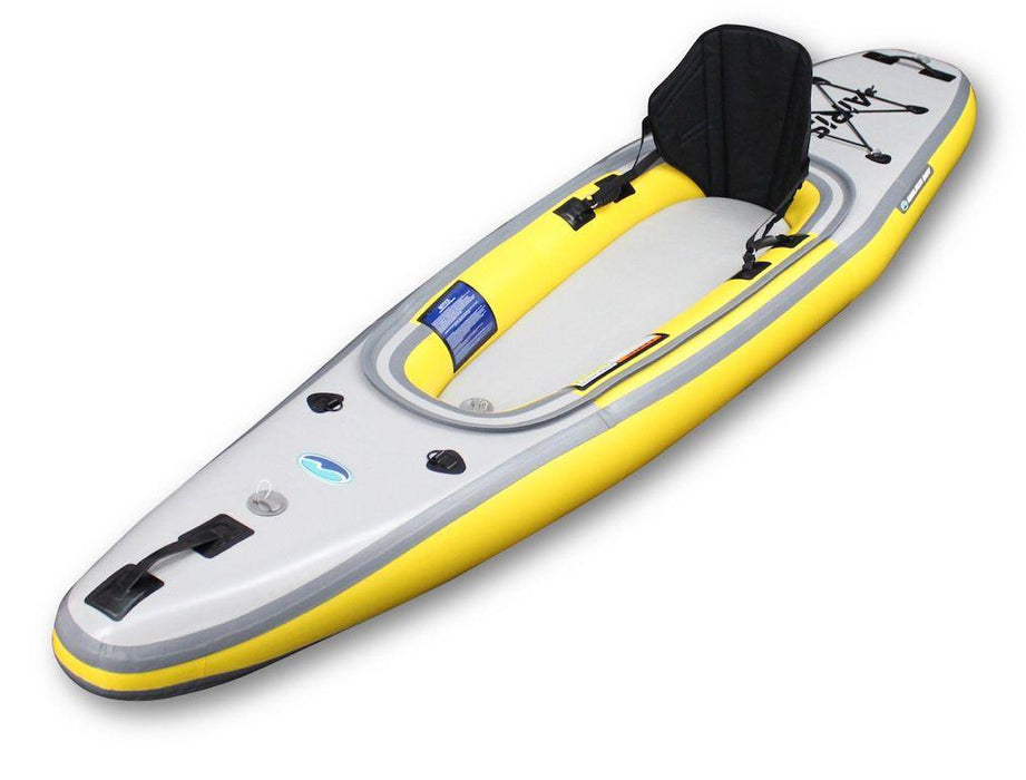 Walker Bay Airis Sport High Pressure 1-Person Inflatable Kayak - Air Kayaks Direct