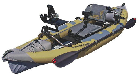 Advanced Elements StraitEdge Angler Pro Inflatable Fishing Kayak