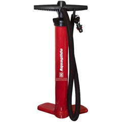 Aquaglide High Pressure Dual Action Hand Pump w/ Gauge - 29PSI