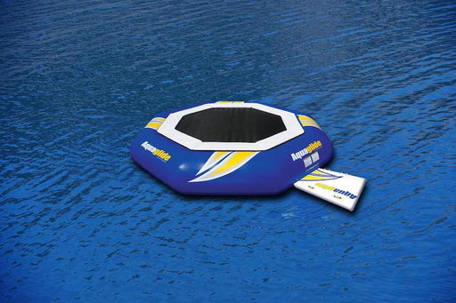 Aquaglide Supertramp Inflatable Aquapark - 17ft - Aquaglide - Air Kayaks Direct
