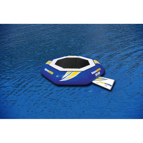 Aquaglide Supertramp Inflatable Trampoline Bouncer - 17ft
