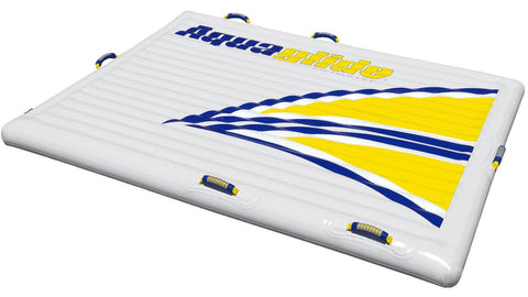 Aquaglide Inflatable Swimstep™ XL Swim Platform - 1.5m x 2m