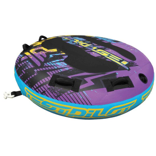 TestPilot Gauntlet 2 Inflatable Towable Tube - Test Pilot - Air Kayaks Direct