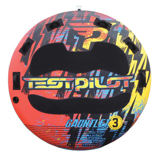 TestPilot Gauntlet 3 Inflatable Towable Tube - Test Pilot - Air Kayaks Direct