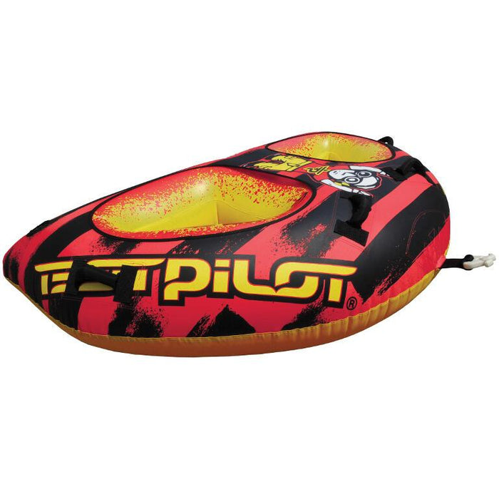 TestPilot Twin Airbag Inflatable Towable Tube - Test Pilot - Air Kayaks Direct