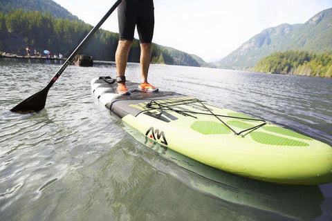 "Aqua Marina Thrive 9'9"" Inflatable SUP Paddleboard Dual Kayak"