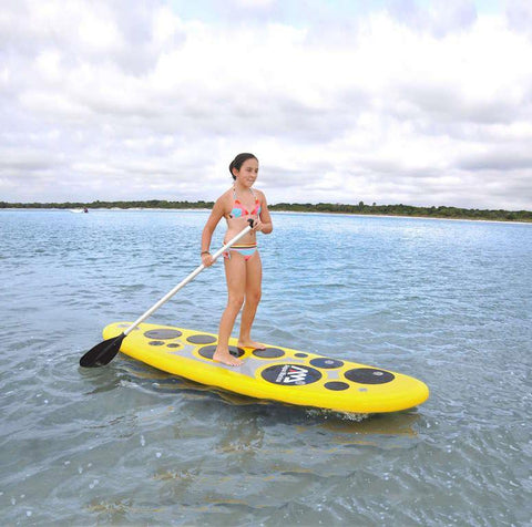 "Aqua Marina Vibrant 8' 7"" Kid's Inflatable SUP Paddleboard"