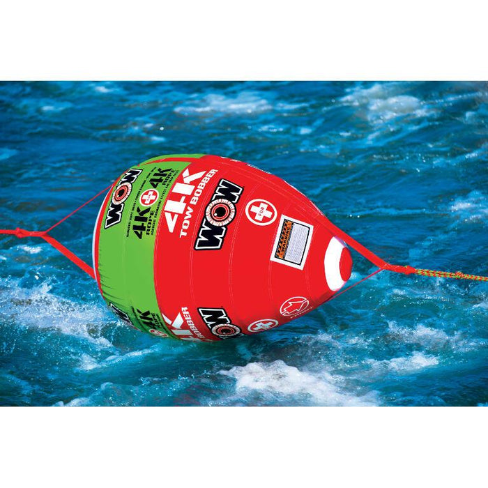 WOW Tow Bobber Inflatable Lounge Tow Rope - WOW - Air Kayaks Direct