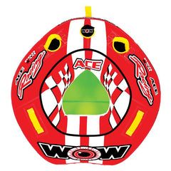 WOW Ace Racing Inflatable Towable Tube - 1P