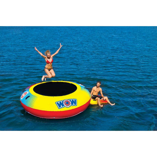 WOW Inflatable Bouncer - 2P - WOW - Air Kayaks Direct